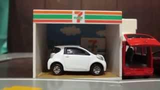 《TOMICA》#08 多美小汽車 聖誕節 (特別) 影片 2014