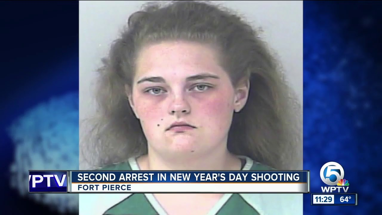 Second arrest made in fatal New Year's Day shooting in Fort Pierce