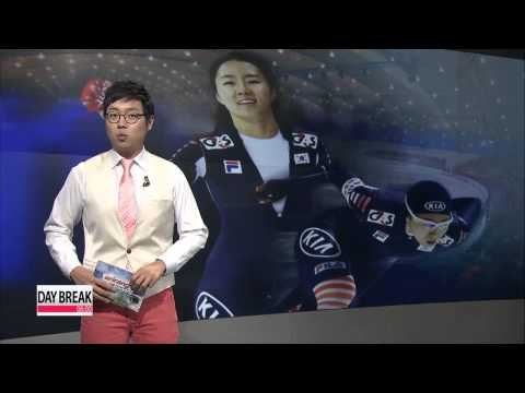 Lee Sang-hwa breaks world record, back to back days