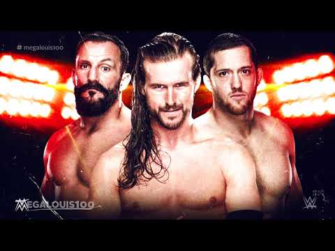 The Undisputed ERA 1st and NEW WWE Theme Song -