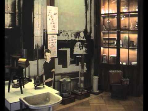 Marie Sklodowska-Curie Museum in Warsaw
