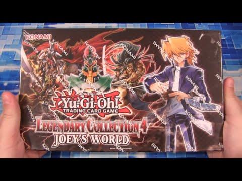 Yugioh Legendary Collection 4 Joey's World Opening - Legendary Week