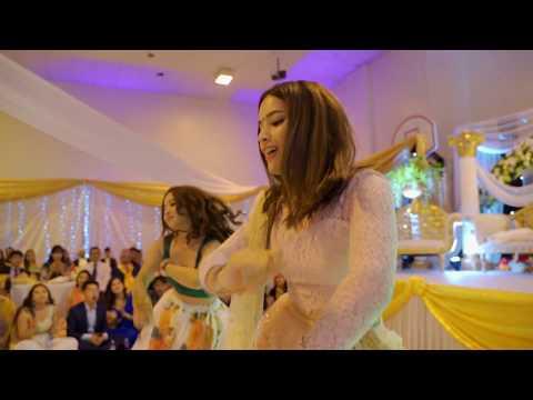 bride's-side--dance-performance-  -nepali-wedding-  -arjwedschhima-  