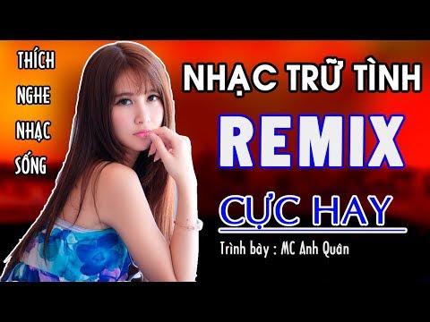 Nhạc Sống Cực Mạnh - LK Nhạc Sống Trữ Tình Remix Cực Hay - BASS Căng Đét
