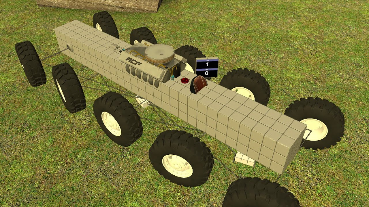 Garry S Mod How To Get In A Car