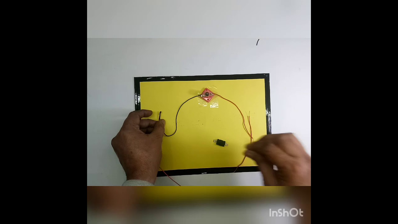 Electric Circuit Project Making with Simple technique
