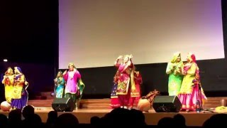 'Hunar E Punjab' Giddha Performance at Melbourne Giddha Competition - 8 May 2016