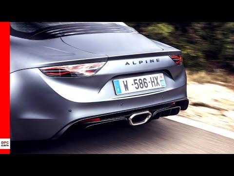 2020 Alpine A110S