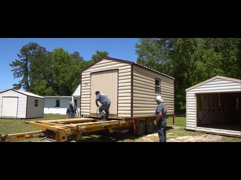 Portable Buildings and Sheds from LD Buildings Jacksonville, FL