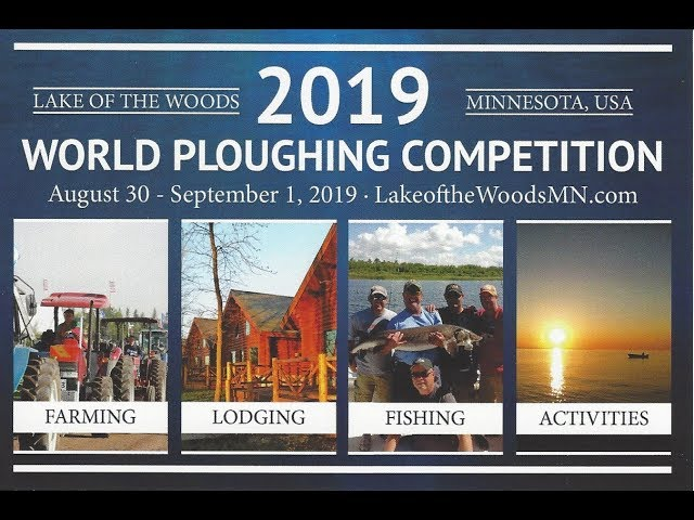 2019 World Ploughing Competition