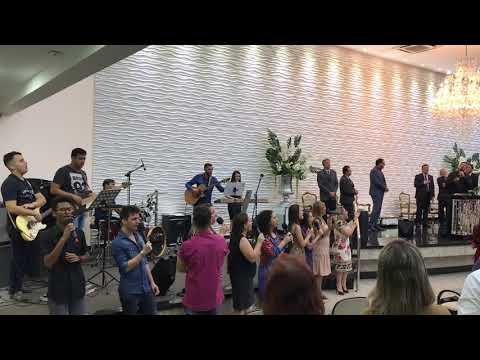 Louvor e adoração ao Senhor Jesus Cristo! 28.12.19 = Canal AD Vila Boa.