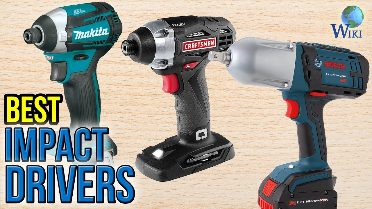 10 Best Impact Drivers 2017