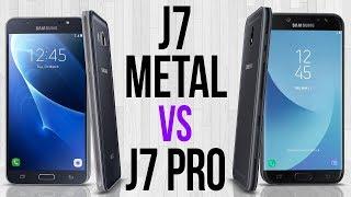 J7 Metal vs J7 Pro (Comparativo)