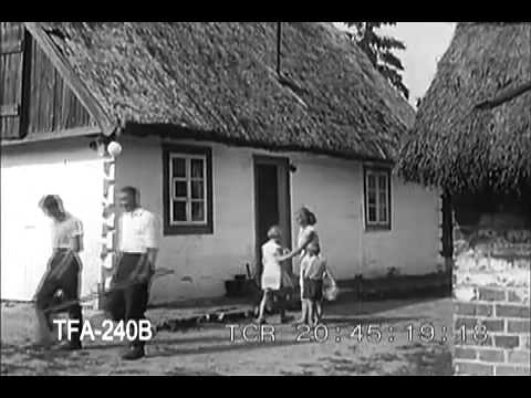 A Visit To Poland (1950s)