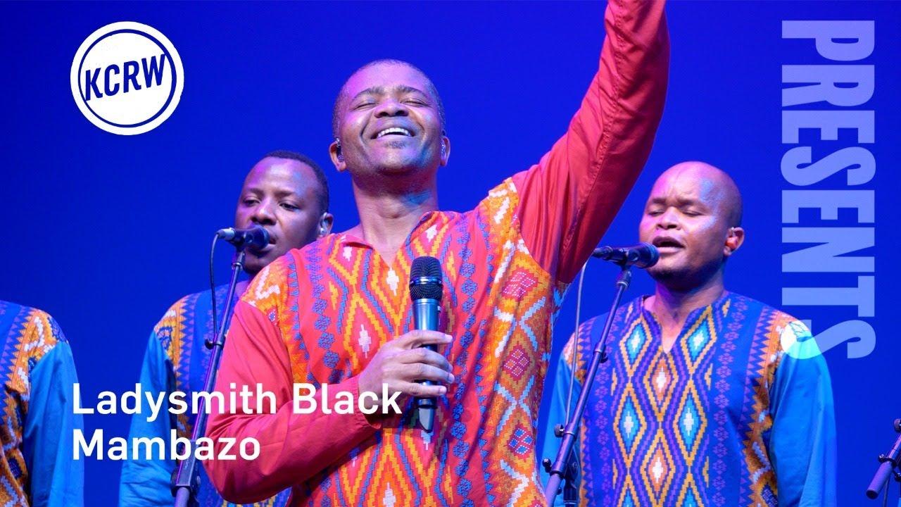 Download KCRW Presents: Ladysmith Black Mambazo at CAP UCLA