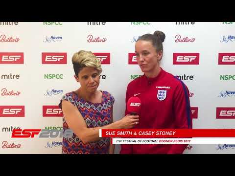Are you involved in a girls football team Check out ESF Ambassadors