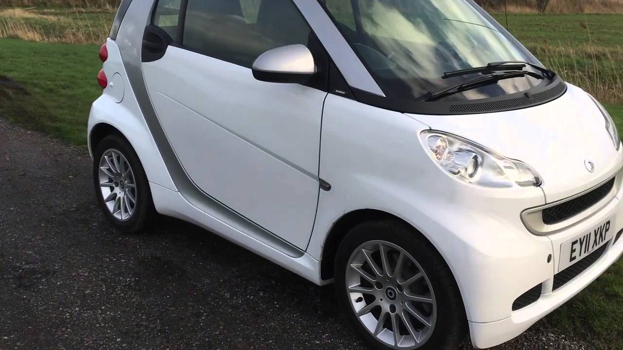 2017 Smart Mhd Fortwo Micro Hybrid Stop Start