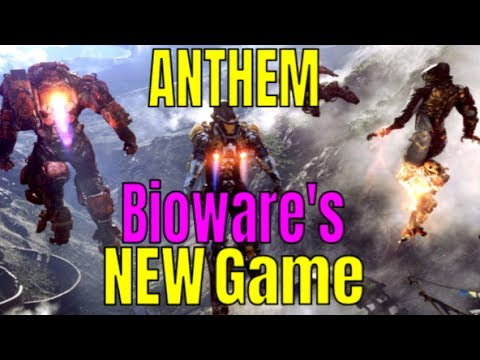 E3 2017: BioWare's New Game Anthem Confirmed For PS4, Xbox One, PC; 2018 ...