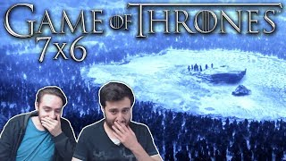 Game of Thrones Season 7 Episode 6 REACTION