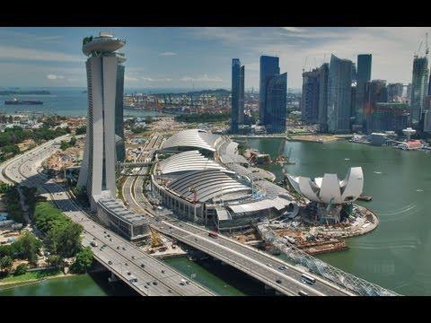 Cảnh đẹp Singapore