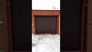 Роллетные ворота от ТПК Велес Групп(Специалисты ТПК