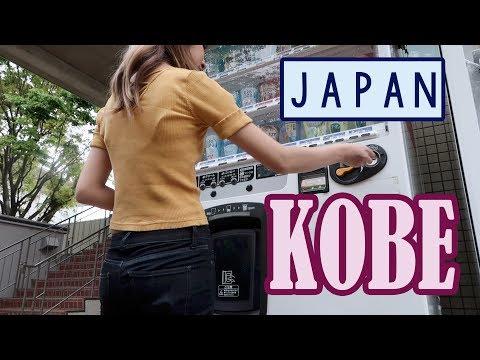 A Day in KOBE, Japan   China Town & Mount Rokko