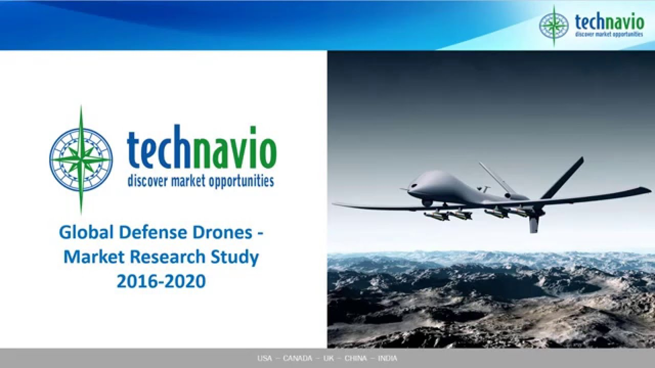 drones market research The global consumer drone market size is expected to reach usd 419 billion by 2024, according to a new report by grand view research, inc the substantial growth prospects of the market can be attributed to surging eminence of drone flying as hobby initiatives such as uav photography and racing.