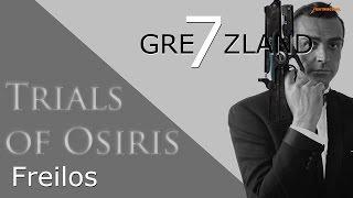 Trials of Osiris - Martinilos mit Revolverheld und Hartes Licht auf Grenzland #7 Langweilig!
