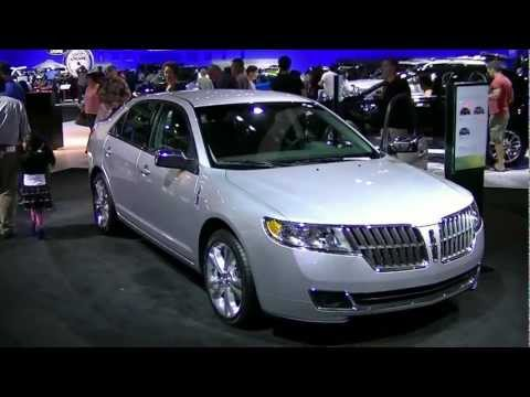 2012 Lincoln MKZ Hybrid Car Review