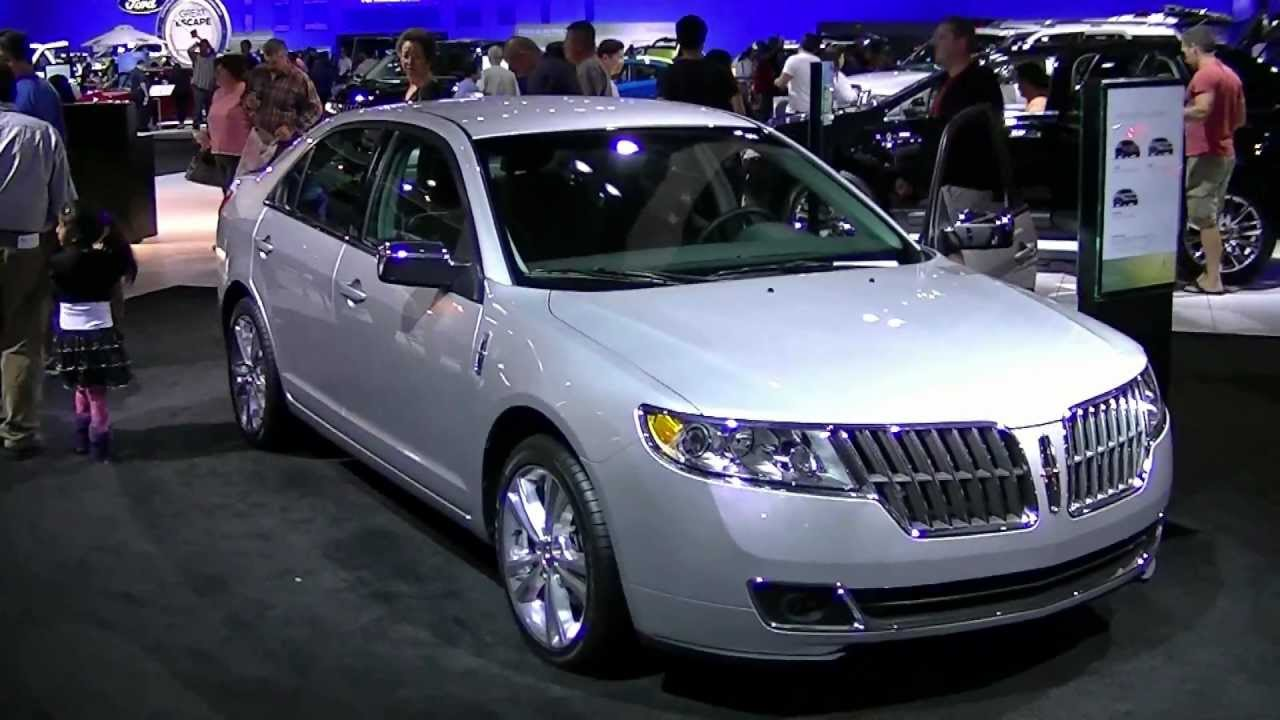 2012 lincoln mkz hybrid car review youtube. Black Bedroom Furniture Sets. Home Design Ideas