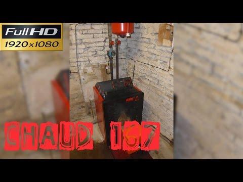 Chaud167-Le brûleur fioul C4 en défaut flamme sur la chaudière NXR1 problème d'électrode