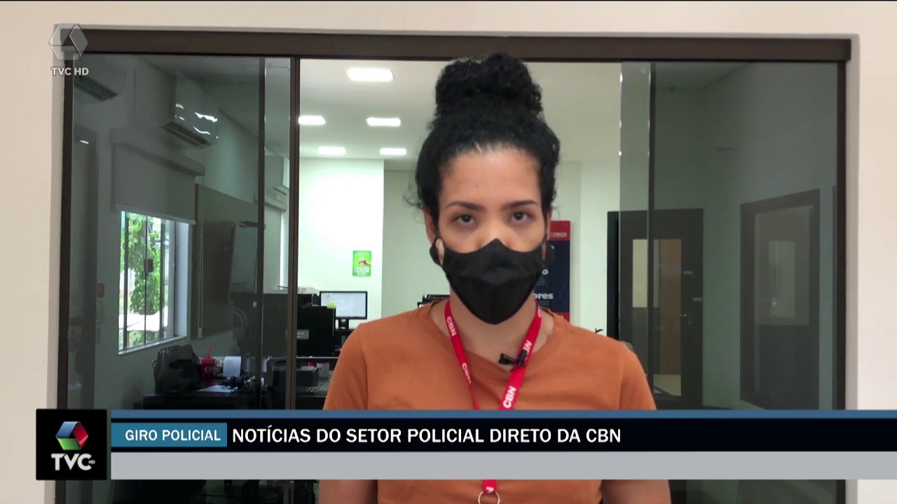 Direto de Campo Grande Thais Cintra, traz as informações policiais