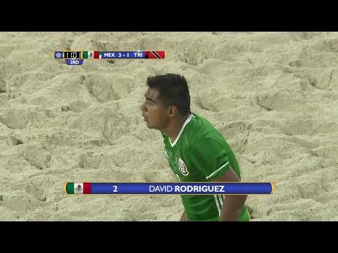 GOAL Mexico, David RODRIGUEZ No. 2