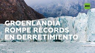 Un glaciar de Groenlandia se reduce a casi 10 kilómetros en 14 años   RT Play