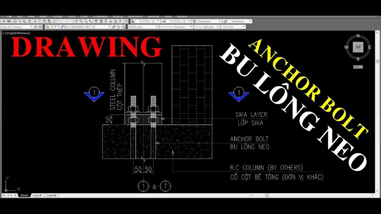 Structural drawings –hướng dẫn  thiết kế chi tiết  kết cấu nhà thép tiền chế-Khung zamil- nhà xưởng