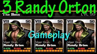3 Randy Orton Gameplay PLATINUM CHARACTERS WWE IMMORTALS