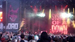 System Of A Down - BYOB - Download Festival 2011
