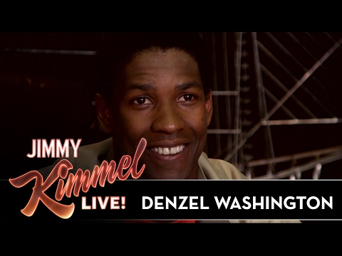 'Did I Say That?' with Denzel Washington
