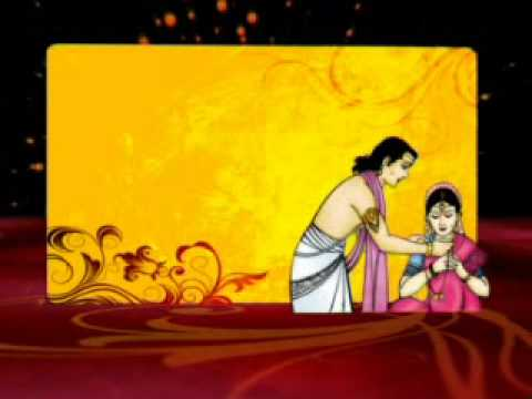 Hindu Marriage Titles with Traditional Sound