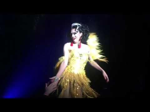 "Manila Luzon- ""Real Women"" @ Warehouse Live- Houston for RuBOTs"