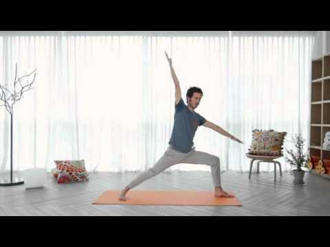 Yoga Cloud for ELLE