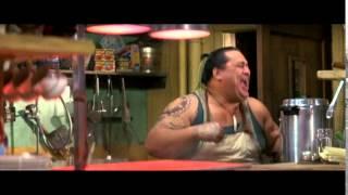 Эпизод фильма 50 первых поцелуев-Танец индейца.
