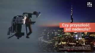 Strażacy w Dubaju będą... latać. Jetpackami