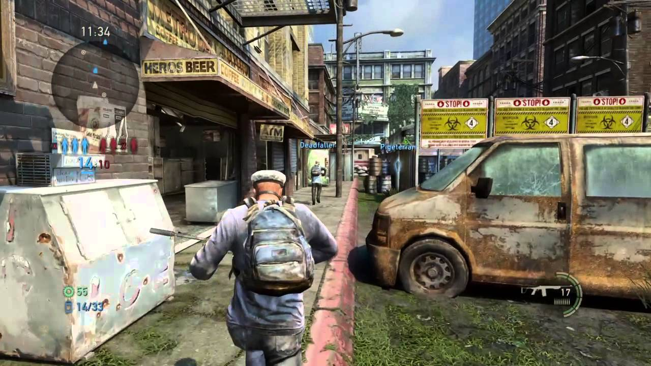 The Last Of Us Remastered Checkpoint Map YouTube - The last of us remastered maps