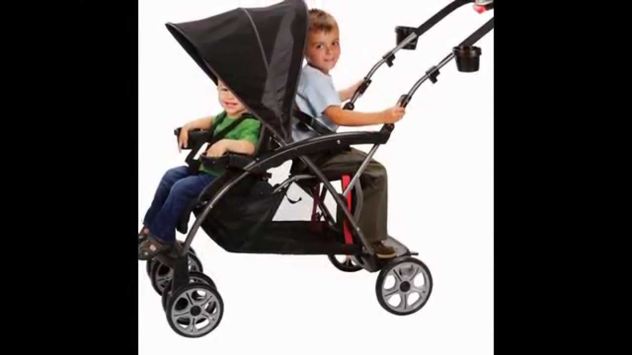 Combi Double Stroller Side By Side What Are The Best Strollers For Twins Rambling Stroller