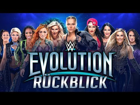 WWE Evolution 2018 RÜCKBLICK / REVIEW