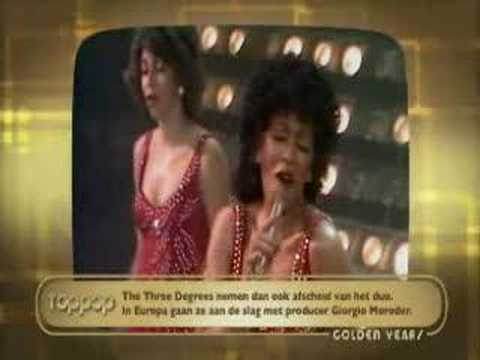 Three Degrees-Woman In Love (holland)