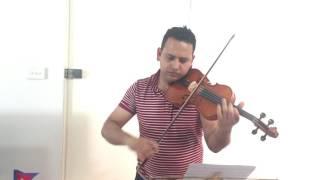 Timilaai Ma K Bhanu_Nepali Violin Instrumental_ Tribute to Narayan Gopal _