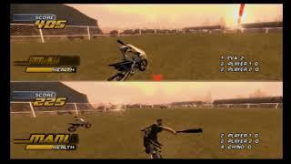 Motocross Mania 3 - PS2 Gameplay