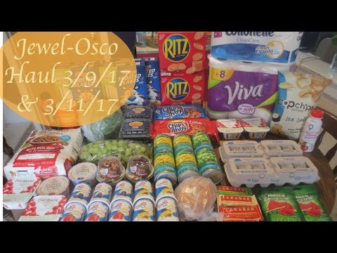 Jewel-Osco Coupon Haul 3/9/17 & 3/11/17 ~ Moneymaker, Freebies, & App Rebate Deals